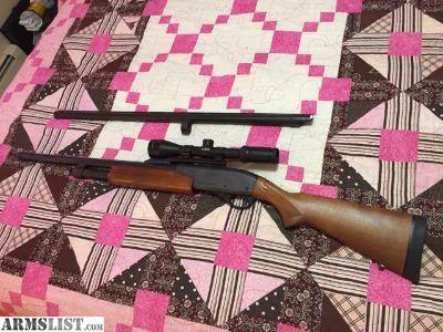 For Sale: Remington 870 12g w/ 2 barrels