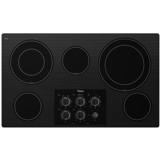 "Whirlpool Gold 36"" Radiant Cooktop G7CE3635XB"