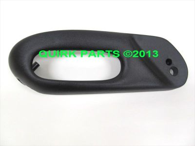 Sell 1997-2004 Chevy Corvette Driver Side Seat Shield OEM BRAND NEW Genuine 12455426 motorcycle in Braintree, Massachusetts, US, for US $20.00