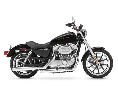 2012 Harley-Davidson Sportster 883 SuperLow Sport Bristol, VA