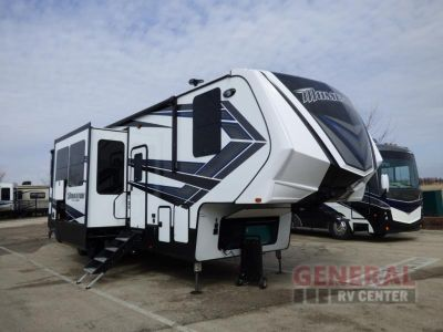 2018 Grand Design Momentum M-Class 349M