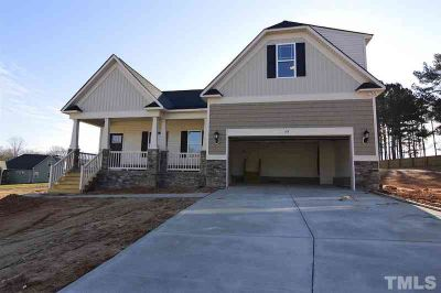 59 Brakas Lane Garner Three BR, Fantastic new home in Kyndal pool