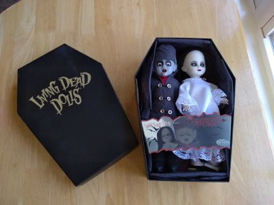 New in box Living Dead Dolls