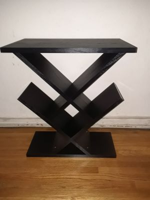 New Zig Zag Side Table