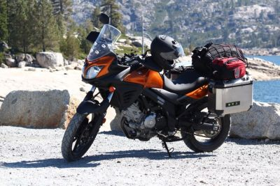 2012 Suzuki V-STROM 650 ABS