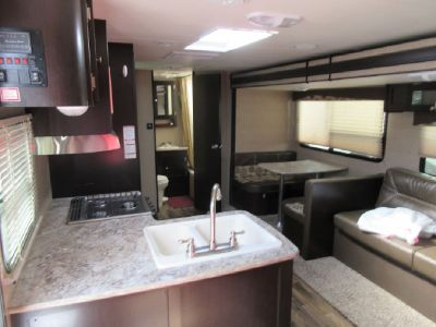 Ultra Light Bumper Pull Travel Trailer for Sale