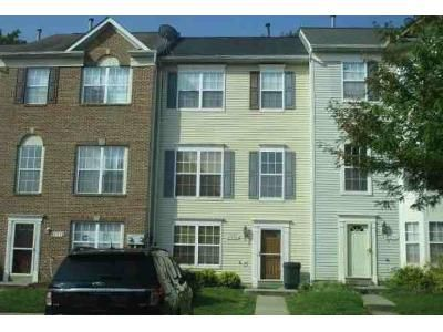 3 Bed 2.5 Bath Foreclosure Property in Waldorf, MD 20601 - Calico Woods Pl