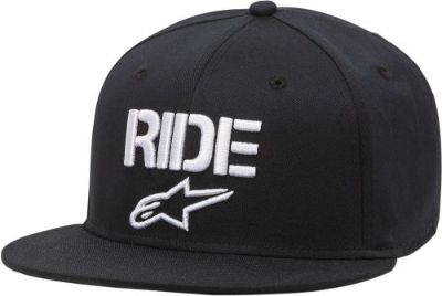 Buy Alpinestars Ride Flat Hat S/M Black 10168102410SM motorcycle in Wells, Maine, United States, for US $27.00