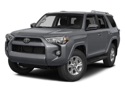 2014 Toyota 4Runner SR5 (Magnetic Gray Metallic)