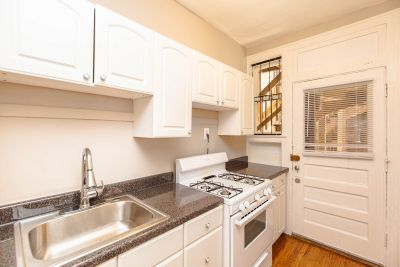 1BR unit updated, hardwood floors, heat incl. pet friendly