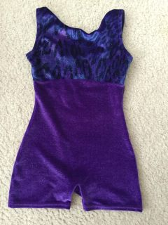 Gymnastics Leotard - size 4/5