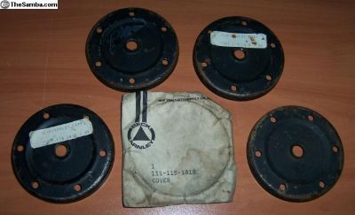 NOS 36 HP Oil Strainer Cover