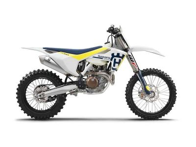 2017 Husqvarna FX 450 Competition/Off Road Motorcycles Troy, NY