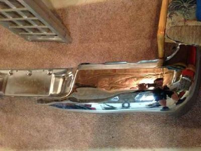 $200 Toyota Tacoma chrome bumper rear (Eastern kanawha county)