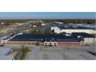 75,000 SF Retail/Warehouse Building situated on an 8.3+- Acre Parcel on heavily
