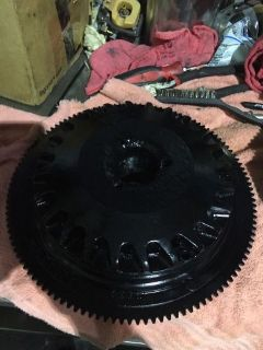 Buy Rebuilt! Evinrude Johnson Looeper flywheel 583988 583970 V6 200-225hp 86-2001 motorcycle in Tarpon Springs, Florida, United States, for US $365.00