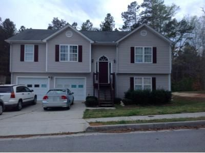3 Bed 2 Bath Preforeclosure Property in Dacula, GA 30019 - Fort Shawnee Trce