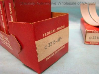 Purchase 1966 Ford 427 Mustang Fairlane Falcon OHC Wedge Rod Bearing Set STD 8 Cyl USA motorcycle in Vinton, Virginia, United States, for US $80.00