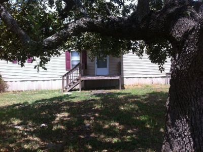 Mobile home for rent in Somerville Tex 3 bedroom