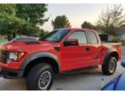 2010 Ford F-150 Truck in Meridian, ID