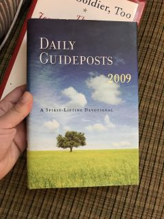 Daily Guideposts (devotional)