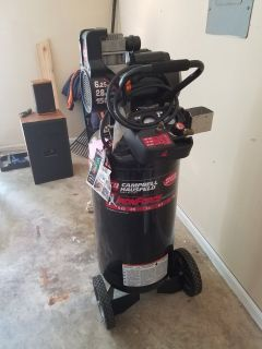 26 Gallon Air Compressor - 150 psi