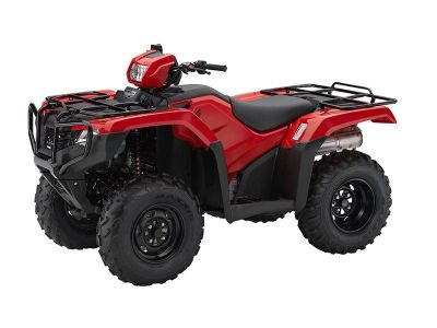 2016 Honda FourTrax Foreman 4x4 Power Steering Utility ATVs Roca, NE