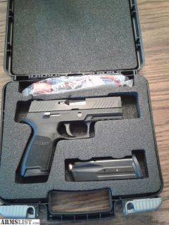 For Trade: SIG Sauer p320 45 cal.