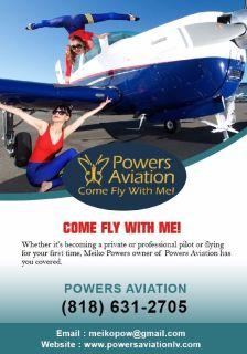 Flight Training Las Vegas