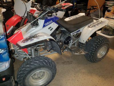 2000 Yamaha XT350 W