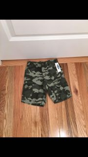 Old Navy Camo Shorts. Size 3t. New with Tags.