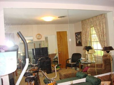 6ft X 5ft  Wall Mirrors (Baton Rouge)