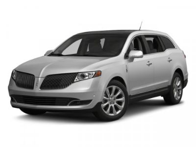 2015 Lincoln MKT Base (Ebony Black)