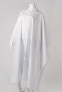 White Waterproof Cape