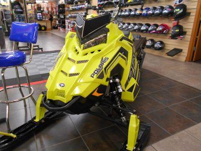 2018 Polaris 800 PRO-RMK 155 SnowCheck Select Mountain Snowmobiles Belvidere, IL