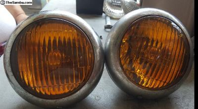 FOG LIGHTS new bulbs 5 1/4""