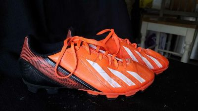 Size 3.5 Adidas Cleats