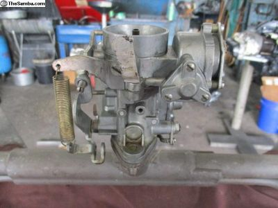 Remanufactured Carb