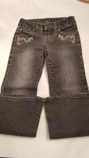 FADED GLORY JEANS FLARE LEGS SIZE 5