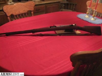 For Sale: Mauser
