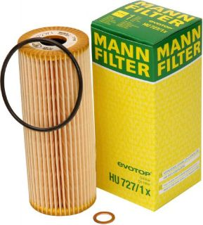 Buy Mann-Filter HU727/1X fits Mercedes W124 W129 W140 W203 300TE C36 AMG Oil Filter motorcycle in North Hollywood, California, United States, for US $7.25