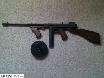 For Sale: thompson 45acp