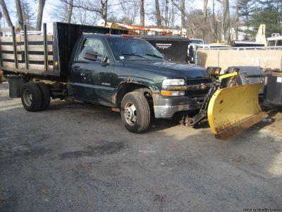 2007 chevy 4x4 duramax diesel pick up