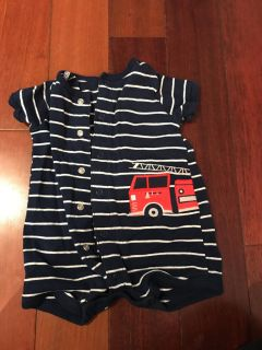 New but washed never worn 3 month romper