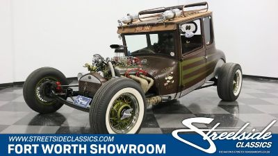 1927 Ford Tall T Coupe Rat Rod