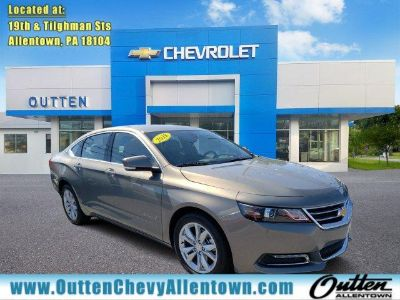 2018 Chevrolet Impala (Pepperdust Metallic)