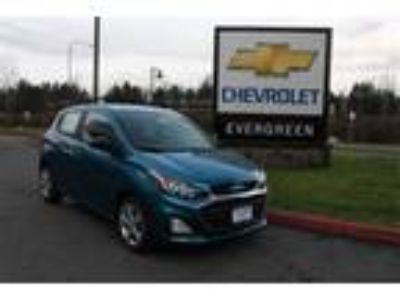 2019 Chevrolet Spark Blue, new