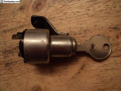 1964-66 Type 2 Bus Ignition Switch with key