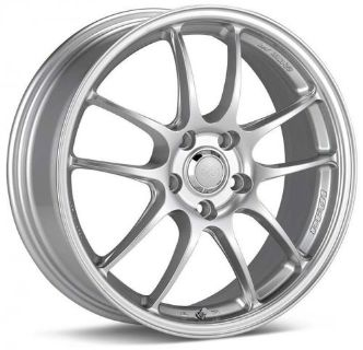 Find Enkei PF01 18x9.5 5x114.3 35mm Offset 75mm Bore Silver Wheel Rim motorcycle in Cottage Grove, Minnesota, United States, for US $355.50