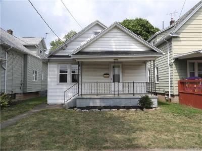 2 Bed 1 Bath Foreclosure Property in Niagara Falls, NY 14301 - La Salle Ave